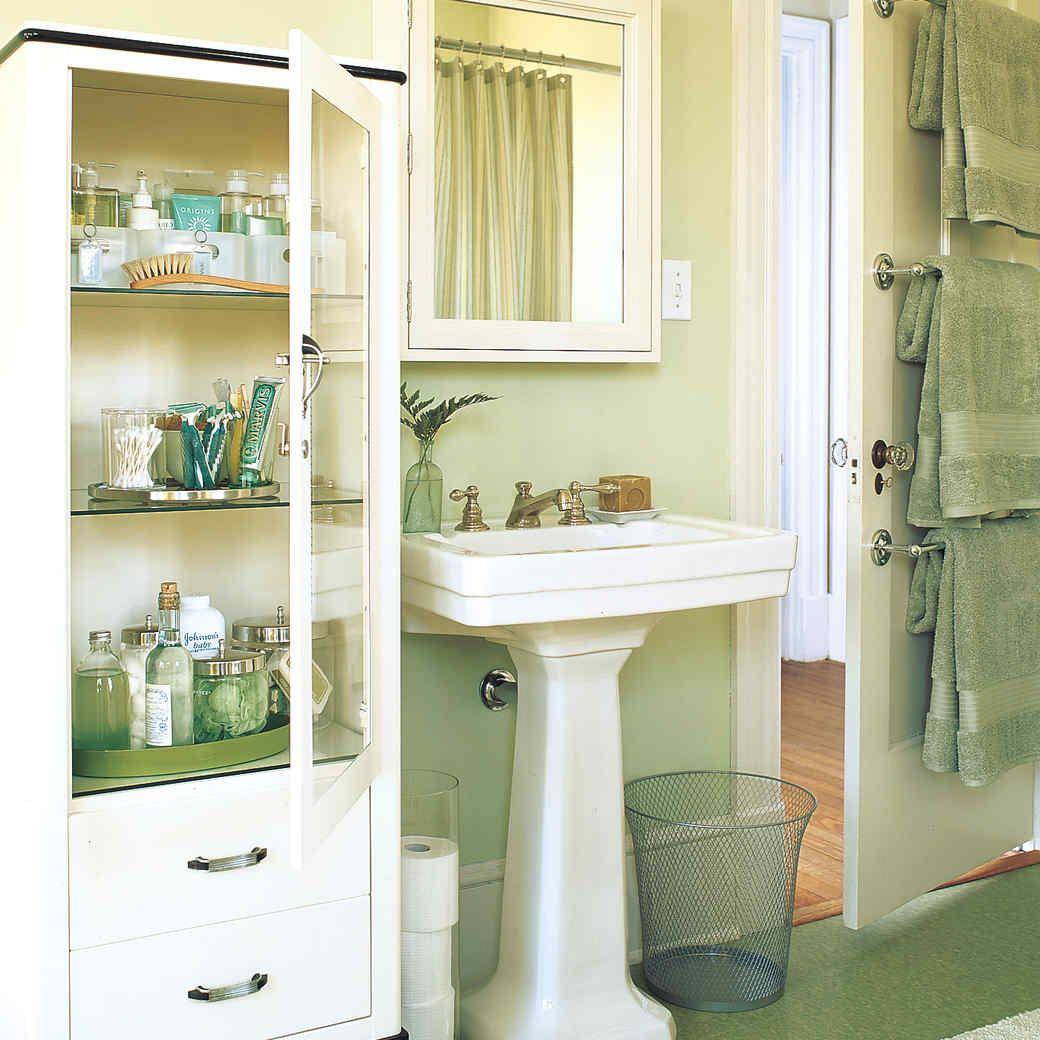 Bathroom Storage & Organization | Bathroom storage, Space saving ...