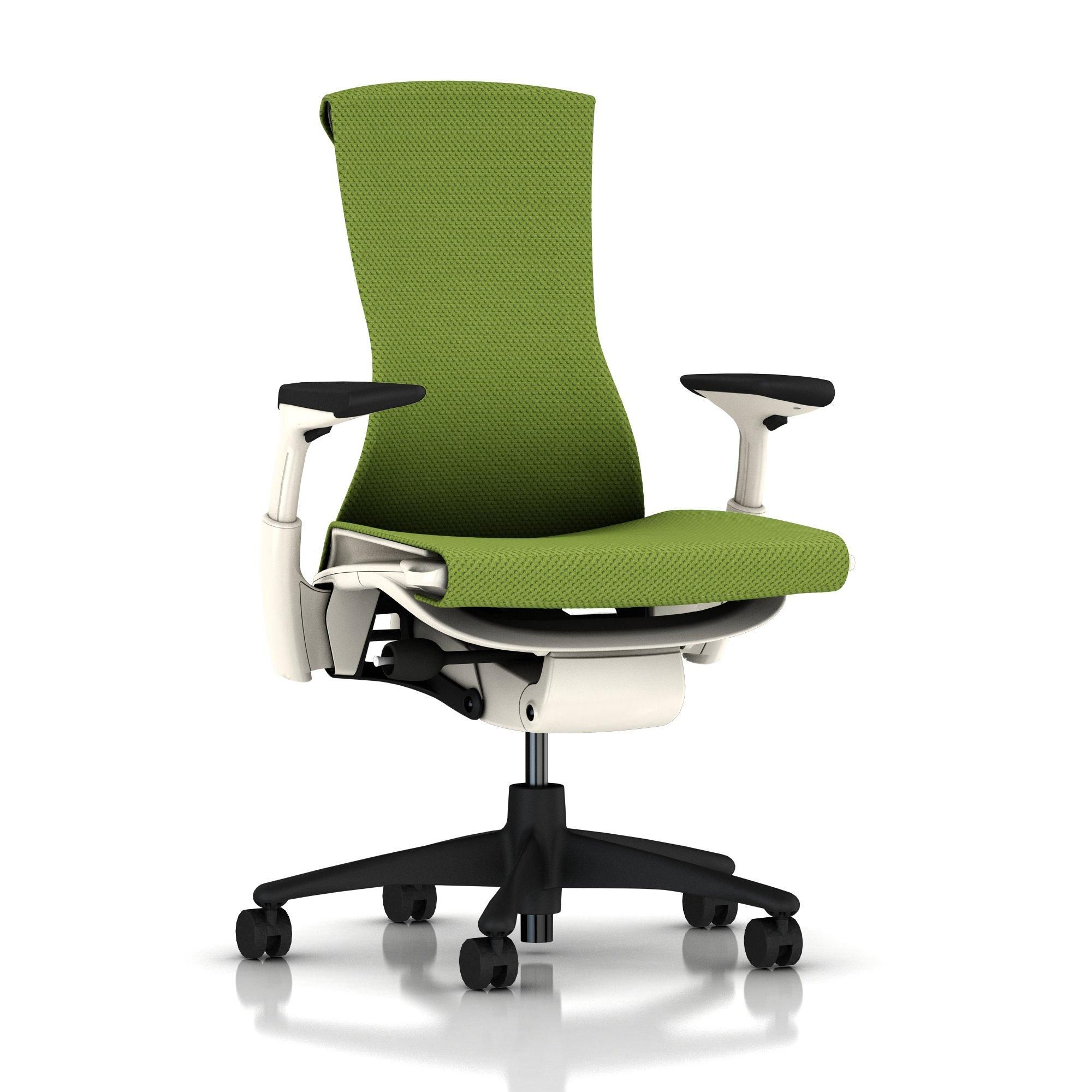 Embody office chair by Bill Stumpf and Jeff Weber