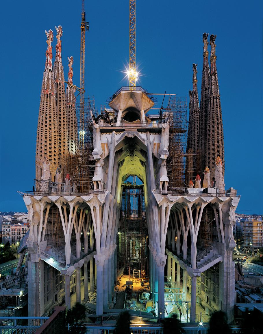 Sagrada Familia #barcelona