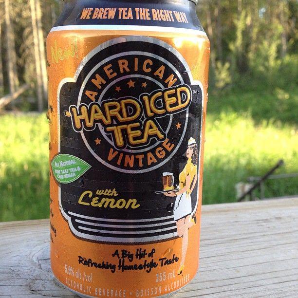 American Vintage Iced Tea Fan Photo Cinderrezzy Hard Ice Tea With Lemon Brewing Tea Iced Tea Tea