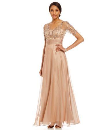 Decode 1 8 Jeweled Bodice Gown Dillards Dillards