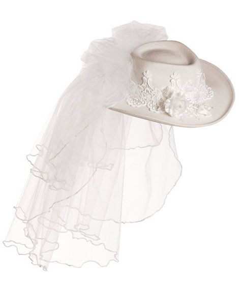 62a30996c0d6e Renegade Destiny Western Wedding Cowgirl Hat