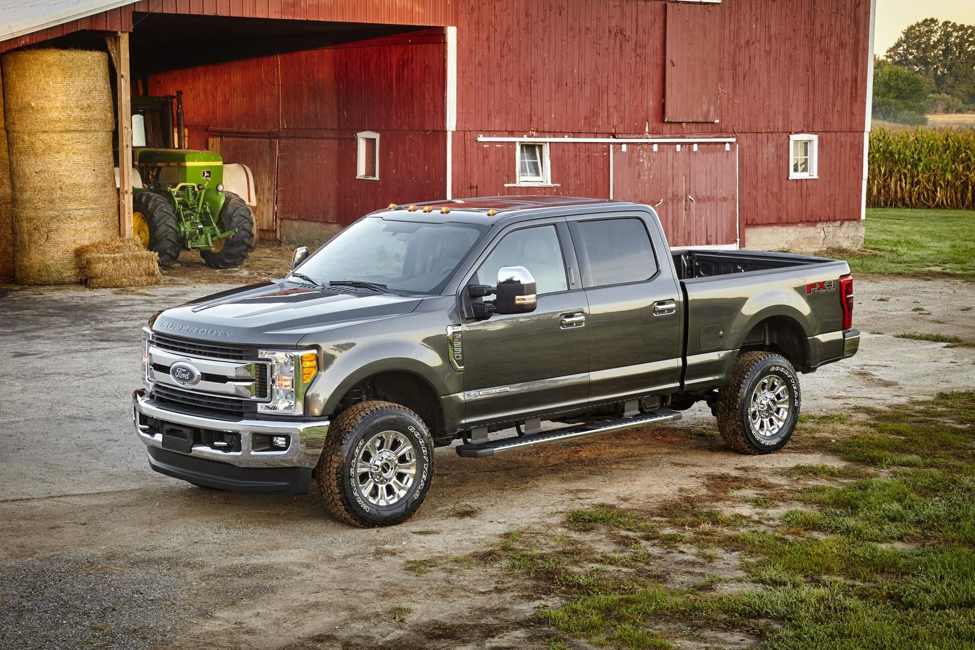 Luxury 2017 Superduty Specs