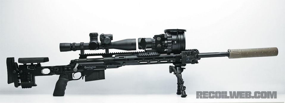 Resultado de imagen para Remington Defence MSR