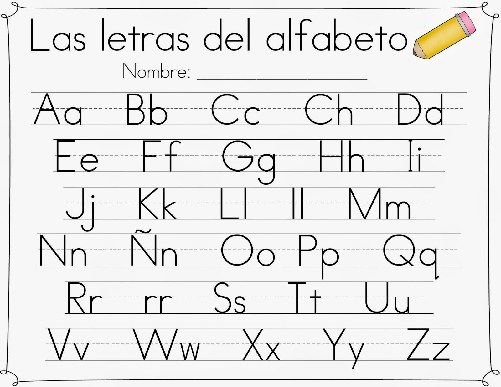 worksheet All Cursive Letters 4th of july bilingual blog hop letras pinterest the world collection free cursive letter chart from all over world