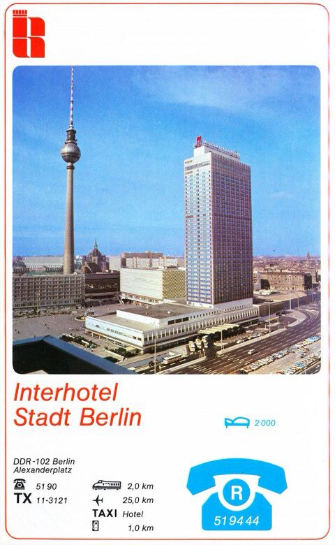 Berlin Plakat