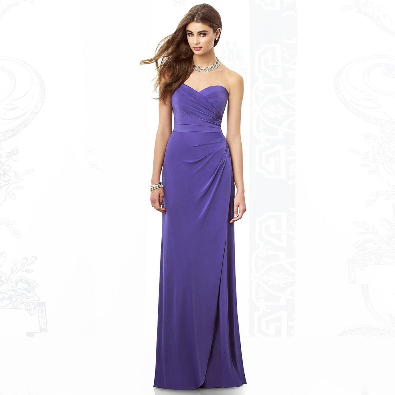 Fashionably Yours - DOMINIQUE Bridesmaid Dress By After Six From ...
