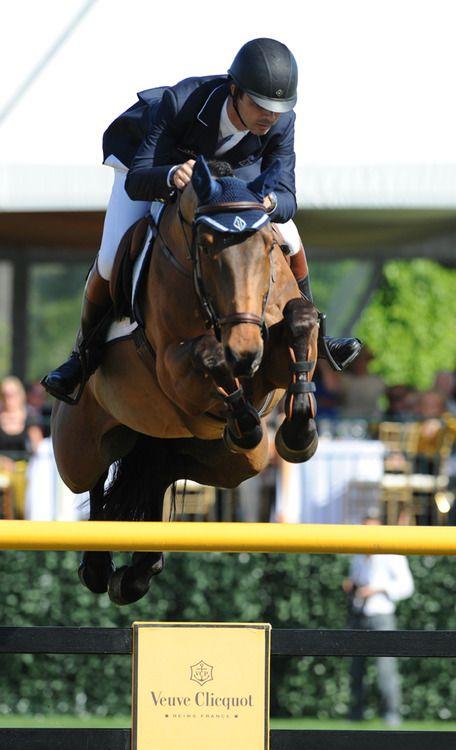 Irish rider Cian OConnor and Blue Loyd 12 fly to a bronze