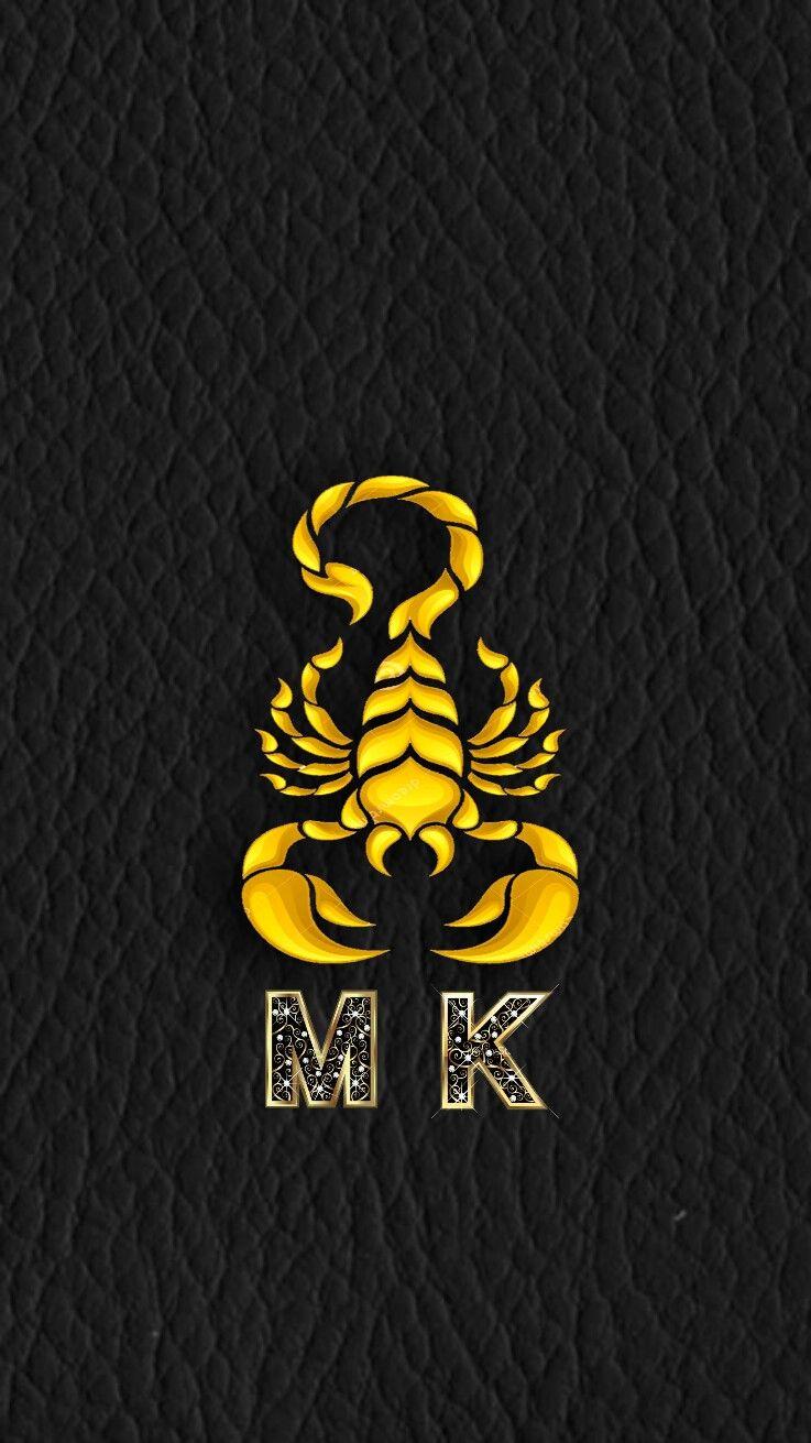 Mk Scorpion On Soft Black Leather Iphone Wallpaper Scorpio Art Scorpion Tattoo Scorpio Zodiac Tattoos