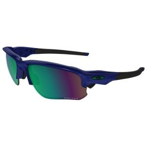 2d4655608f Oakley Flak Draft Polarized Sunglasses - Navy Prizm Shallow H20 Mirror