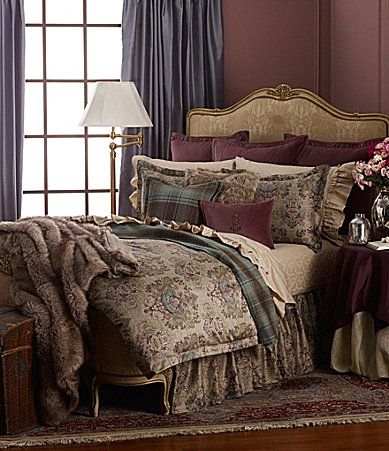 Lauren Ralph Lauren Margeaux Bedding Collection Dillards