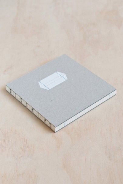 Paperways - Patternism Notepad - 14x14cm - Hard Cover