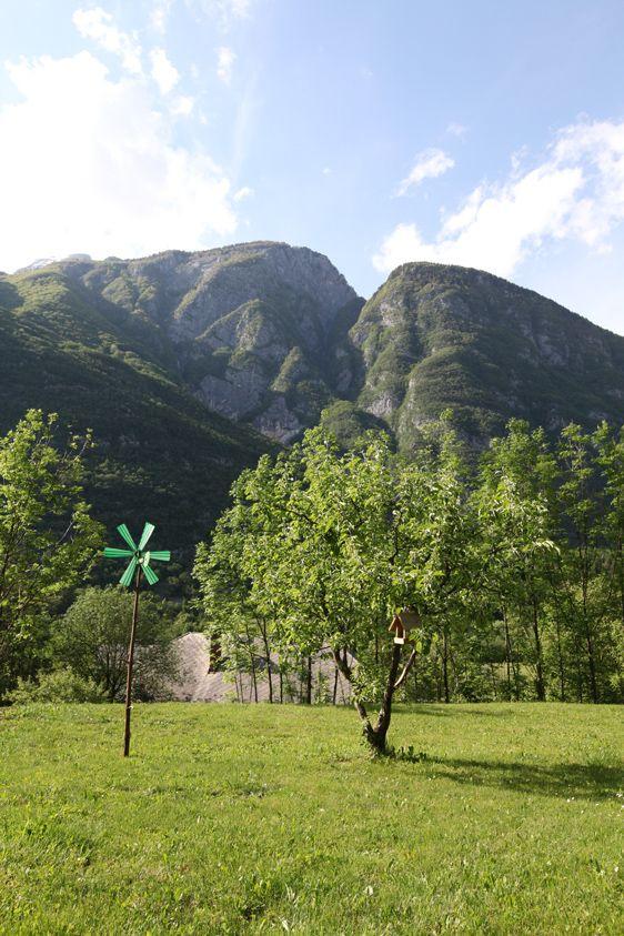 Log Čezsoški, Slovenia
