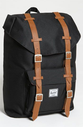Herschel Supply Co.  Little America - Medium  Backpack available at   Nordstrom f66fb3cd1b7ce