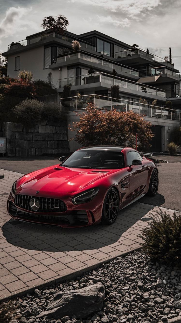 Mercedes Amg Amggtr Red Cars Sportcars Luxury Benz Car