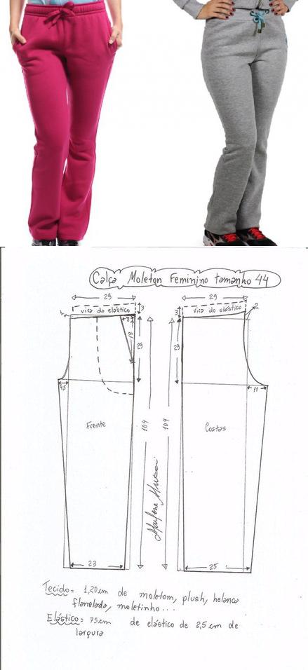 Por las manos (la Obra, la Costura, el Patrón) el Pantalón de ...