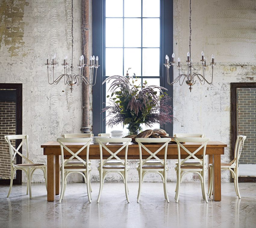 Home Furniture Dining Dining Tables Matilba Triple Butterfly Extension Dining Table Extends From To