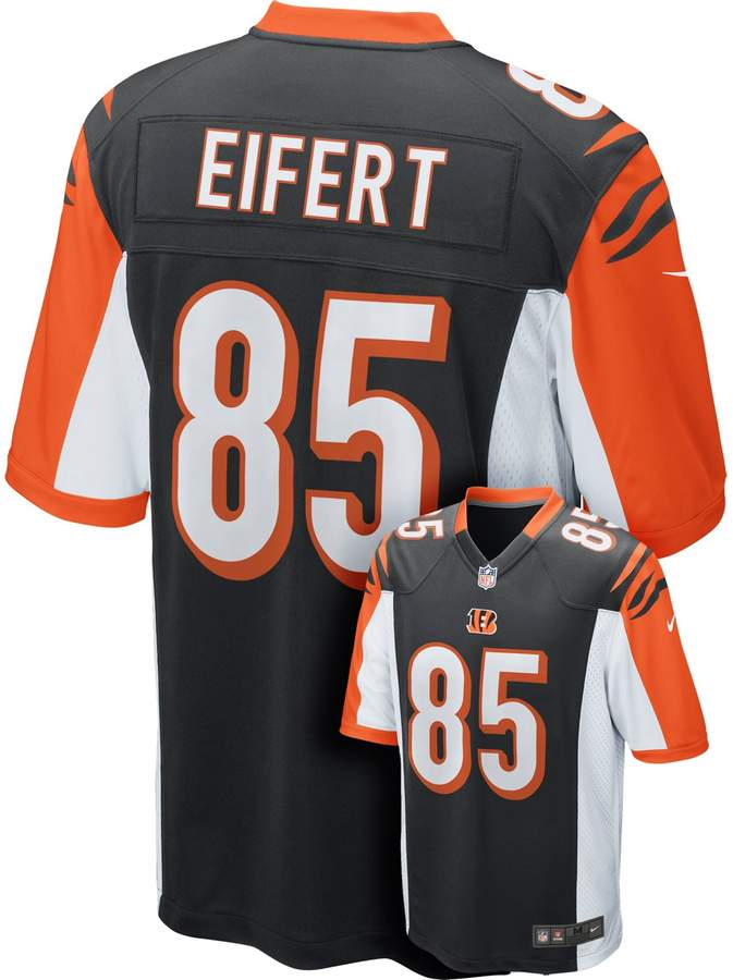 official photos 32368 6b001 Nike Men's Cincinnati Bengals Tyler Eifert Game NFL Replica ...