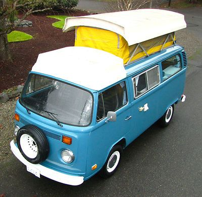 Viewing Auction 230905517284 Type2 Riviera Camper Bus Van Pop Top Vanagon Volkswagen Vw Bay Window Westfalia Keith Ma Kombi Land Rover Land Rover Defender