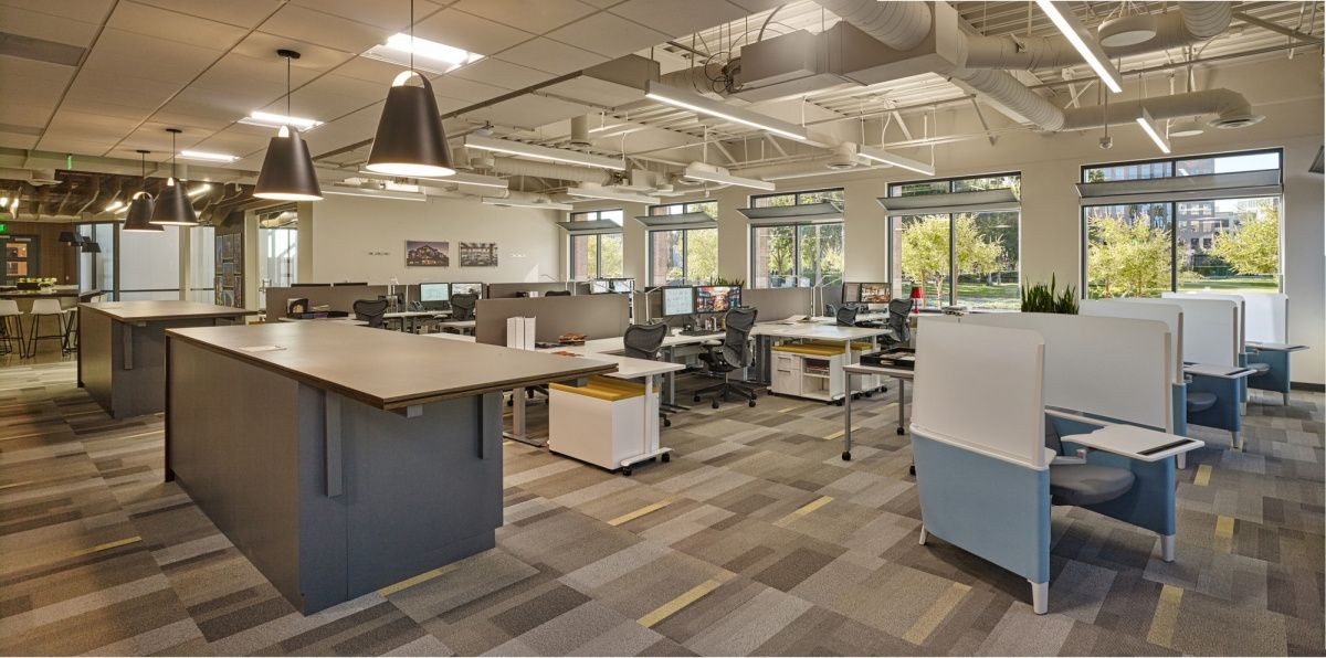 Office Tour Cuningham Group Architecture Offices Las Vegas Open