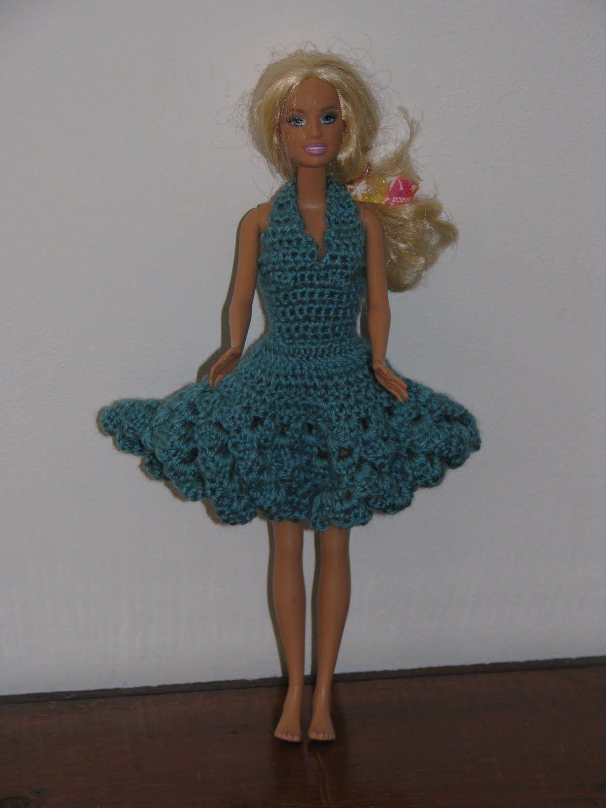 Free patterns barbie crochet wedding dresses vtements pour free patterns barbie crochet wedding dresses bankloansurffo Image collections
