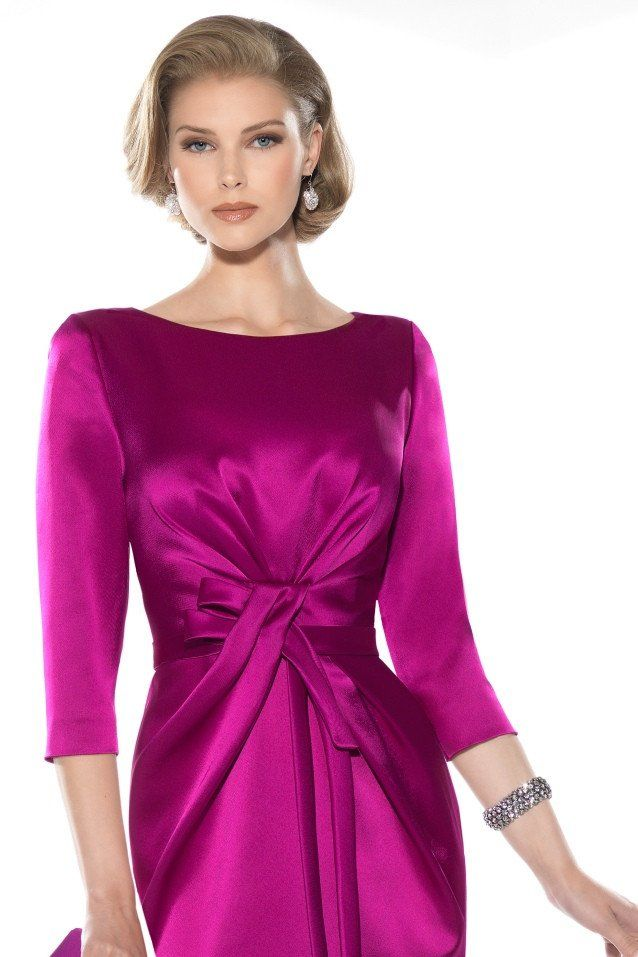 Vestido de madrina buganvilla modelo 3464 | boda | Pinterest ...