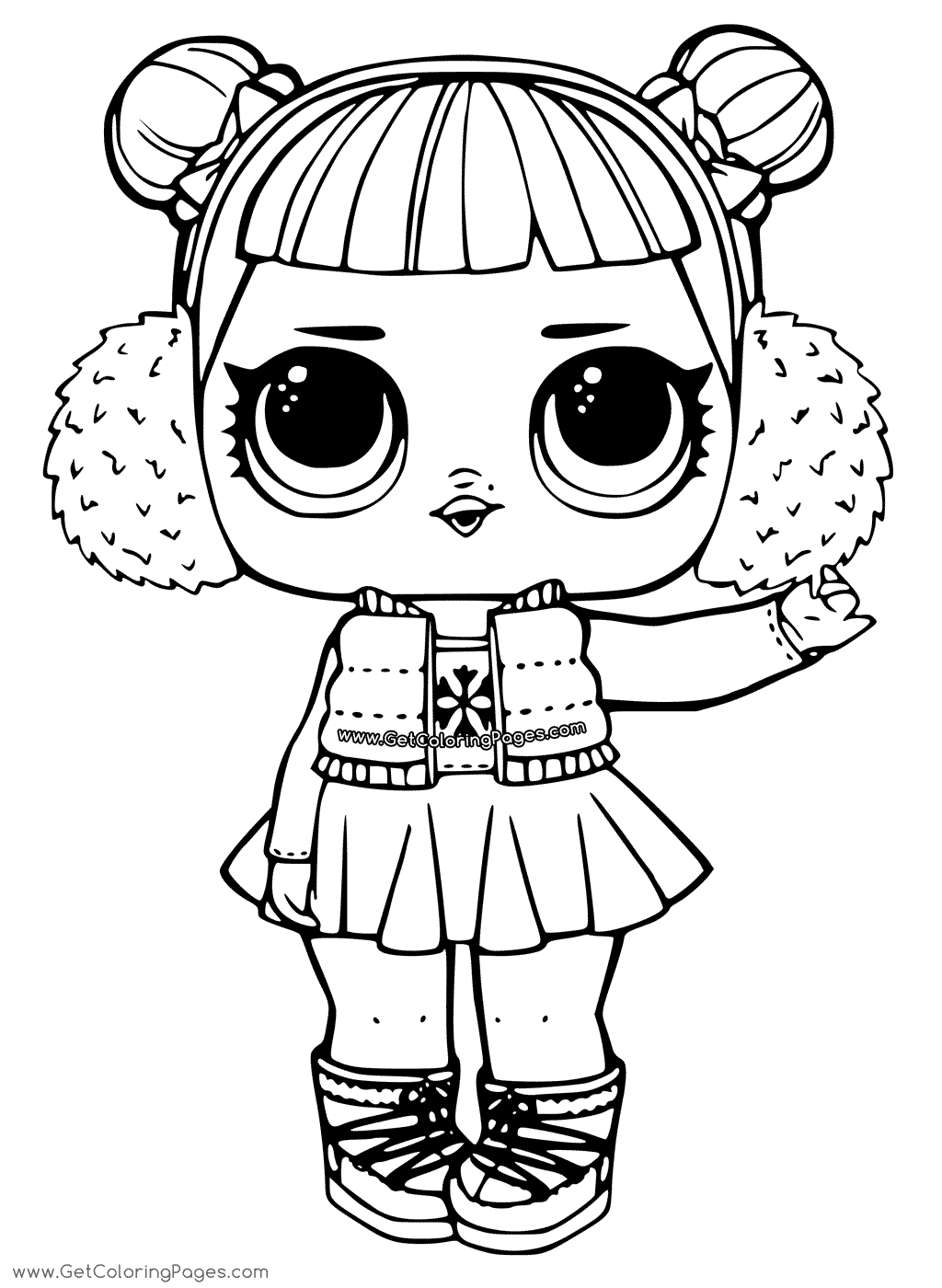 Pin on LOL Surprise Coloring Pages
