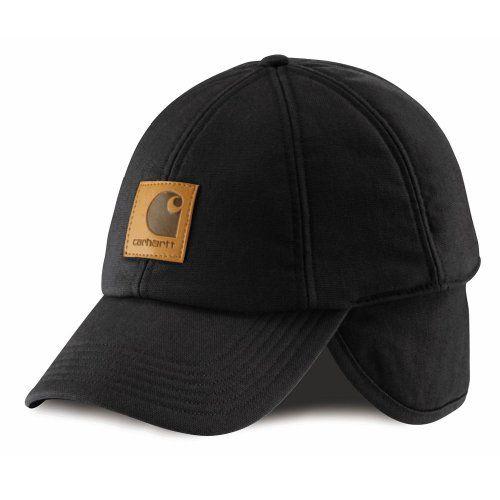 17159a2d63f Carhartt Men s Workflex Ear Flap Cap