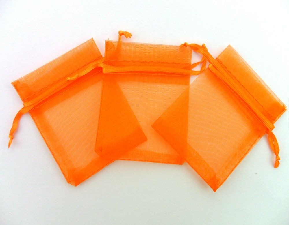 4x6 Organza Bags Party Favor Jewelry Mesh
