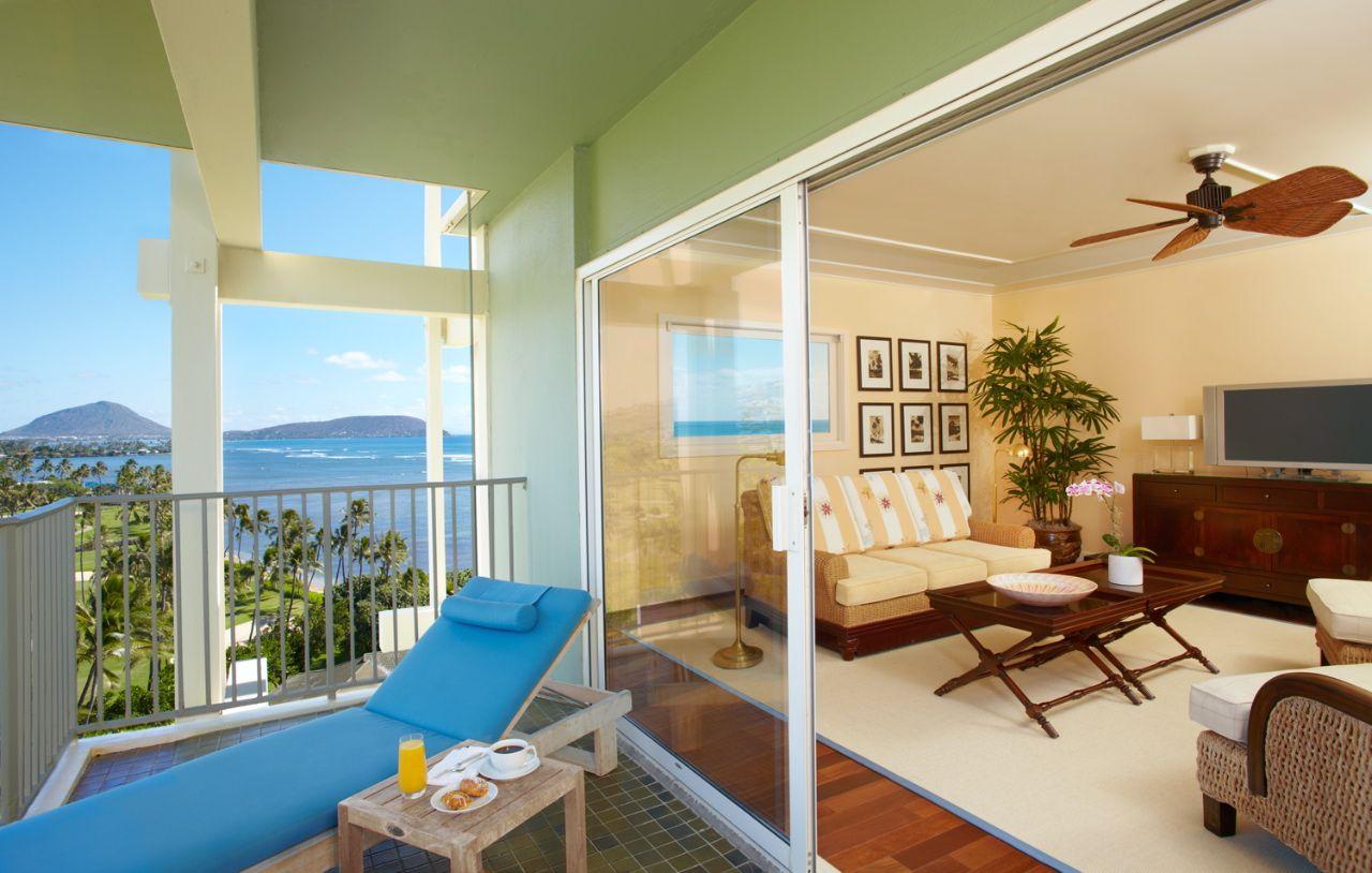 Kahala Scenic Ocean View Suite Kahala Hotel Kahala Honolulu Hotels