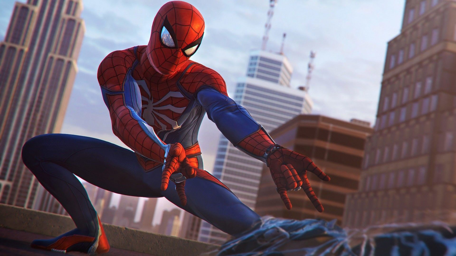 Spider Man Spiderman Spiderman Ps4 Marvel Spiderman