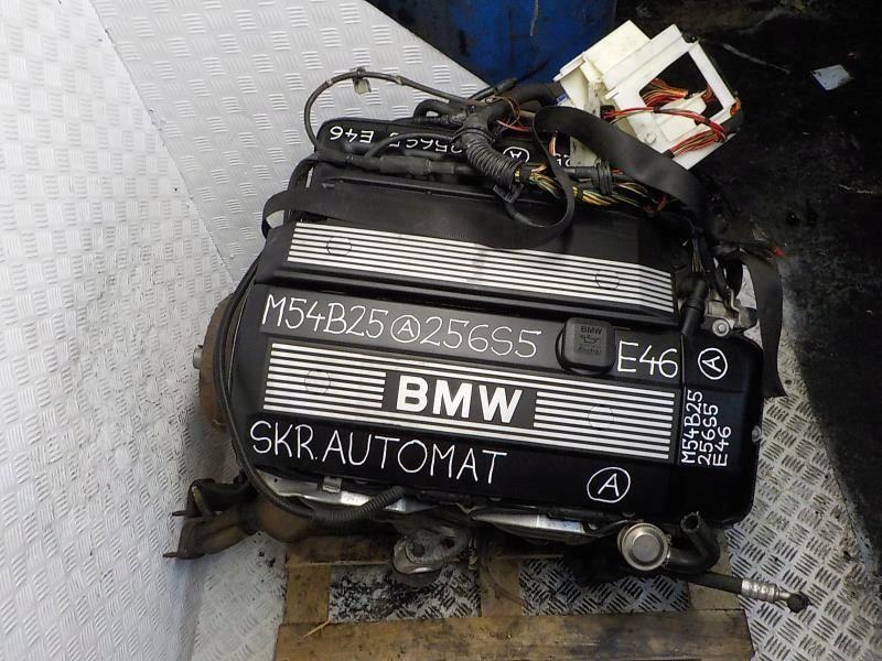 Bmw 3 E46 Silnik Kompletny Swap 2 5 M54b25 256s5 7647080712 Oficjalne Archiwum Allegro Bmw Bmw 3 E46 Graphic Card
