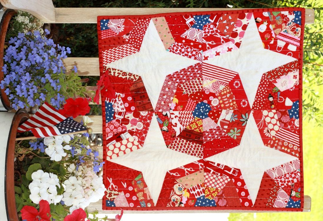 Quilt Taffy: Red White and Blue   Quilts and Quilting   Pinterest ... : quilt taffy - Adamdwight.com