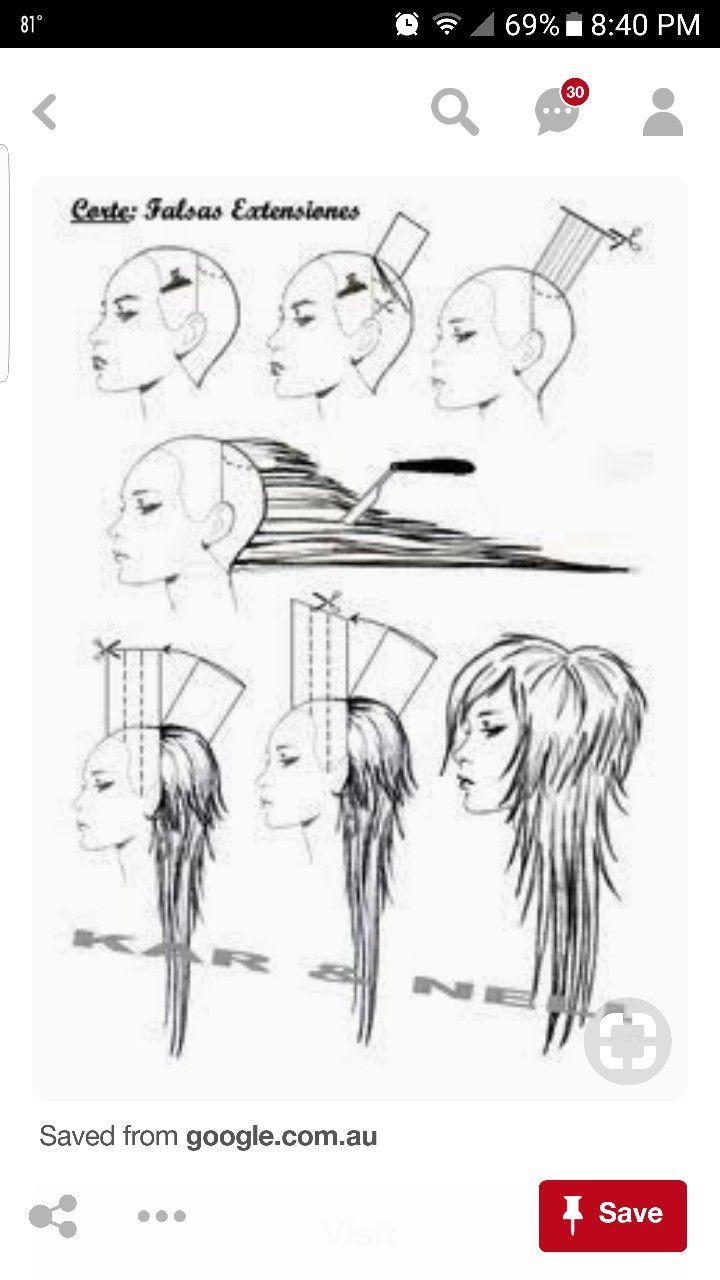 Pin by trice on nikki hair pinterest
