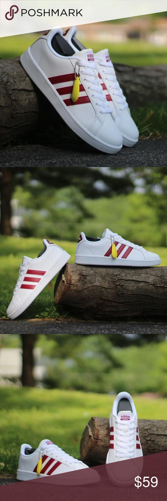adidas le dimensioni 9 di vantaggio ac7736 scarpe nuove di zecca, con