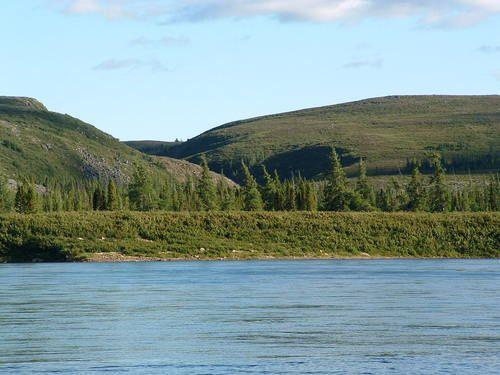 Rivière-Koksoak, Quebec, Canada.