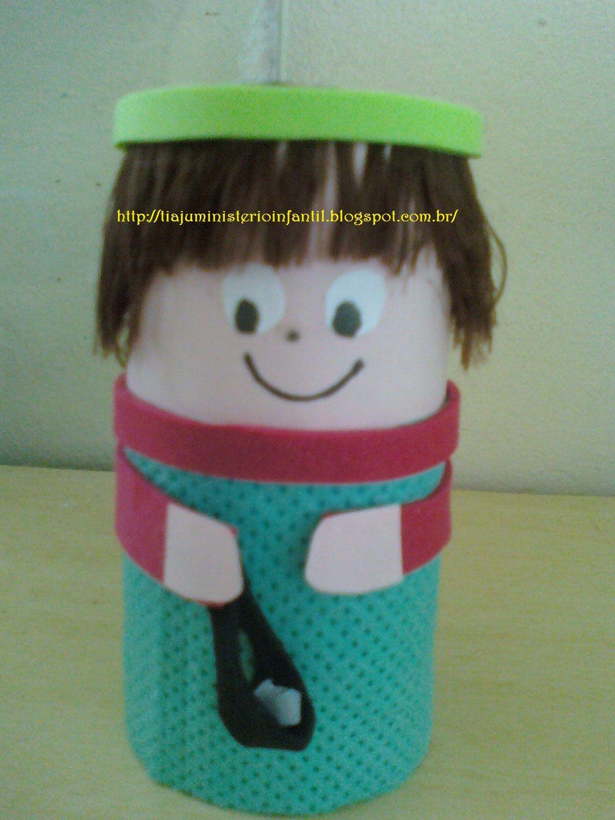 Resultado De Imagem Para Bonecos Rolo De Papel Higienico Brinquedos