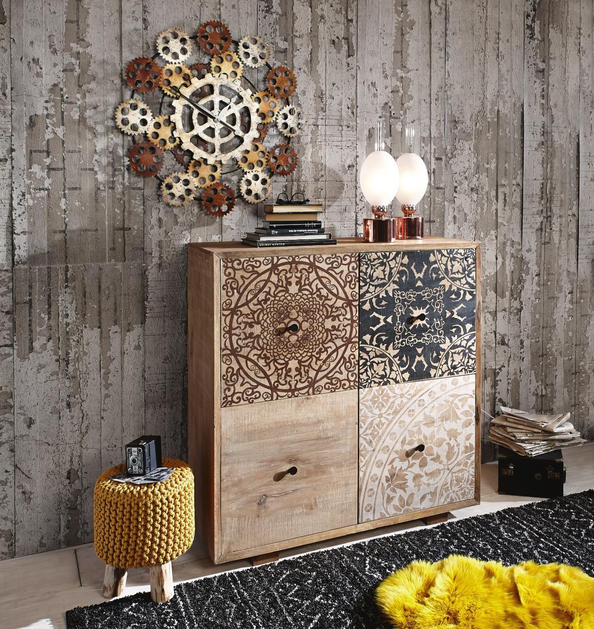 kommode mit 4 türen: kreatives design von ambia home