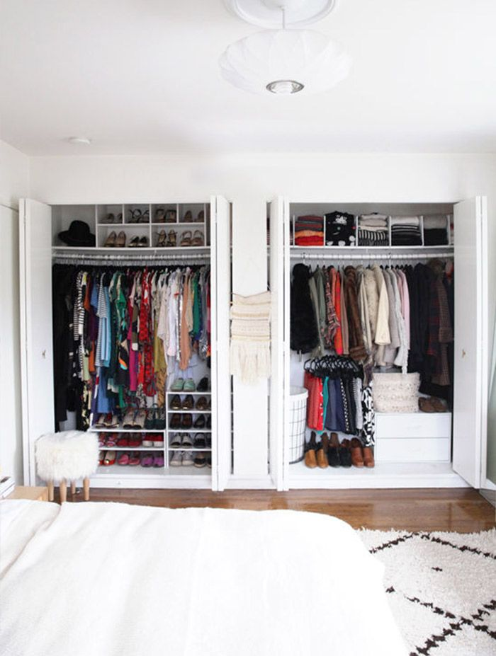 Before and After: 6 Inspiring Closet Makeovers | DomaineHome.com