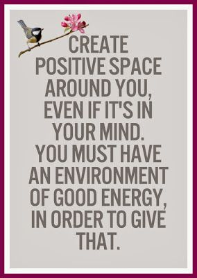 Image result for to create is to be positive quotes