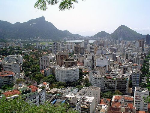 Leblon - Rio de Janeiro, Brazil. The most charming quarter of Rio! Impossible not to fall for!