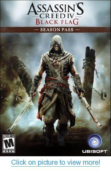Assassin S Creed Iv Black Flag Season Pass Ps3 Ps4 Digital Code Assassins Creed Iv Black Flag Assassins Creed Art Assassins Creed Assassins Creed 4