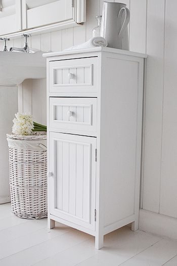 Maine White Bathroom Furniture Muebles De Bano Muebles Casas