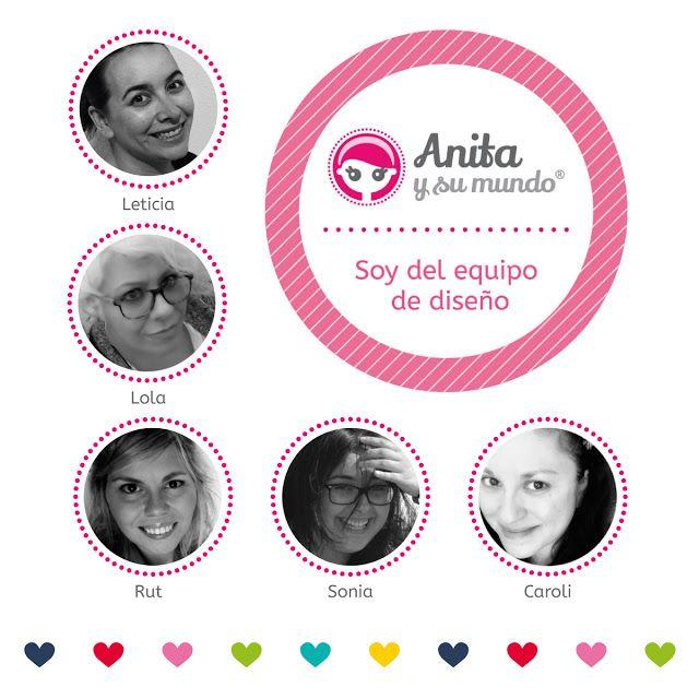 Marca de scrapbooking Anita y su mundo