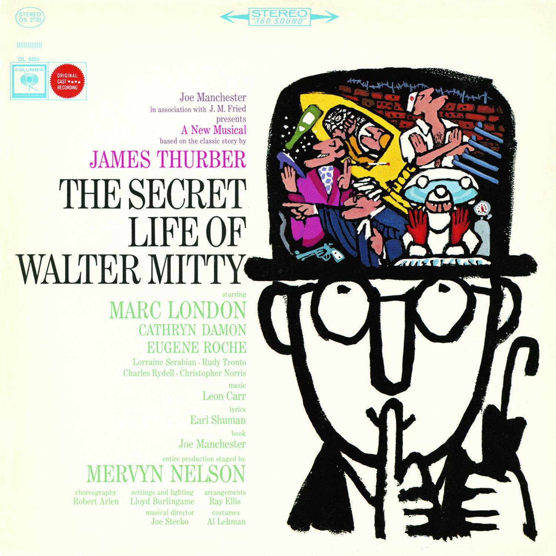 Secret Life Of Walter Mitty Novel