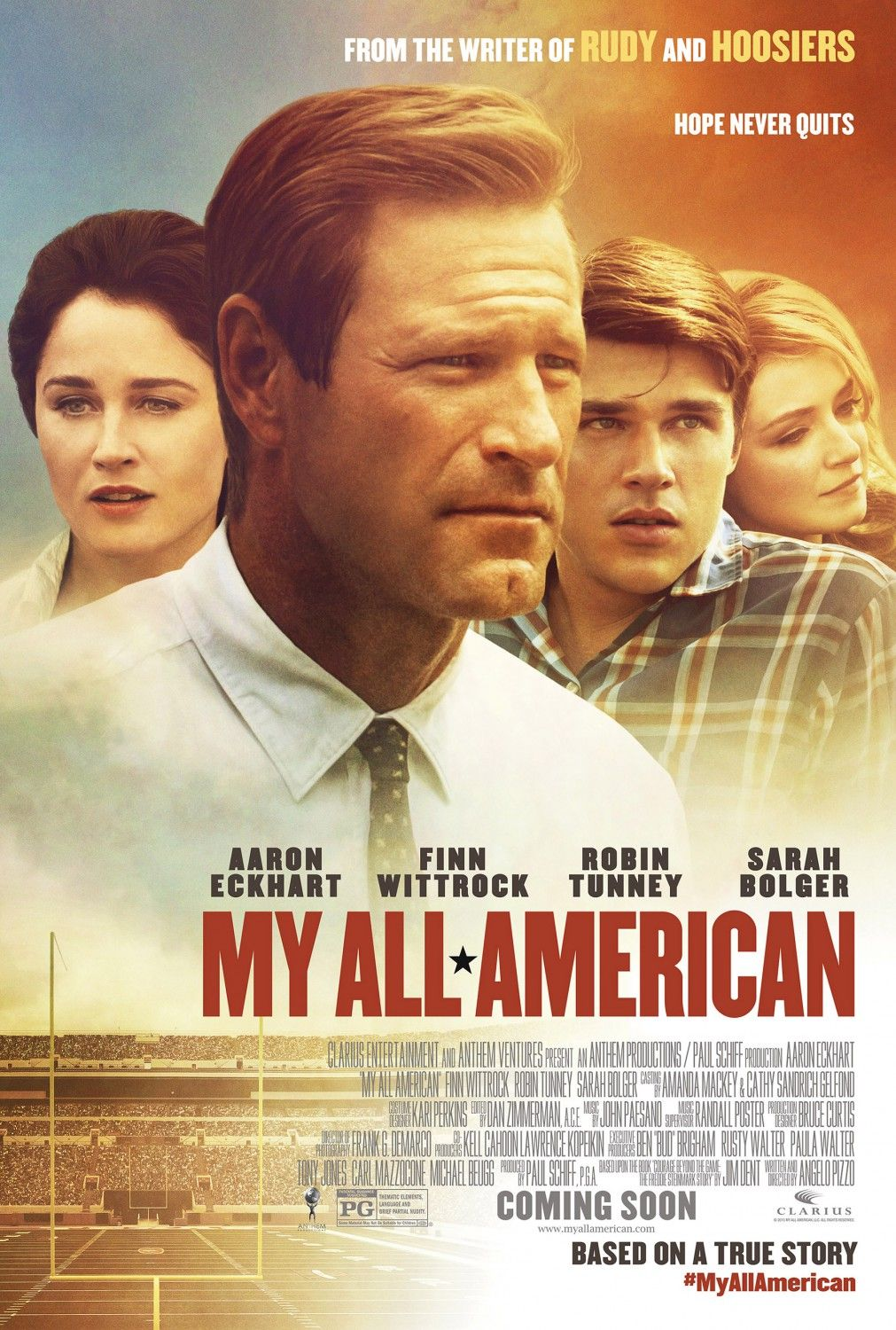 My All American The Movie A 25 Gift Card Giveaway And More