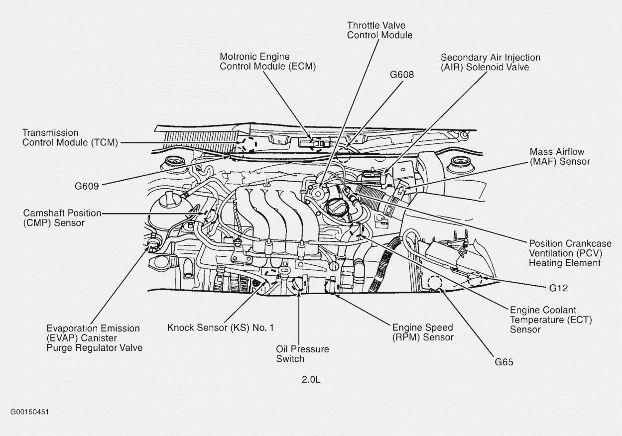 Volkswagen Golf Engine Coolant