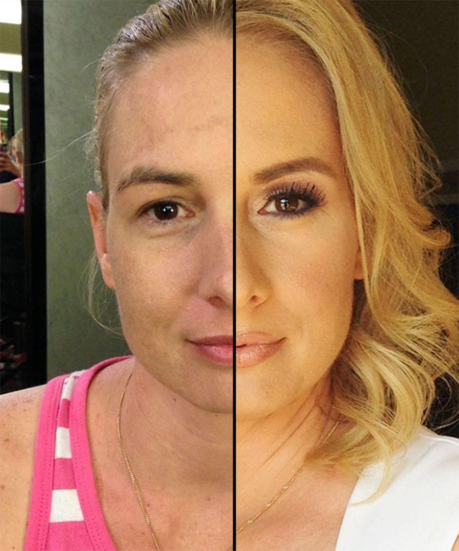 Avantaprès 14 photos qui prouvent que le maquillage