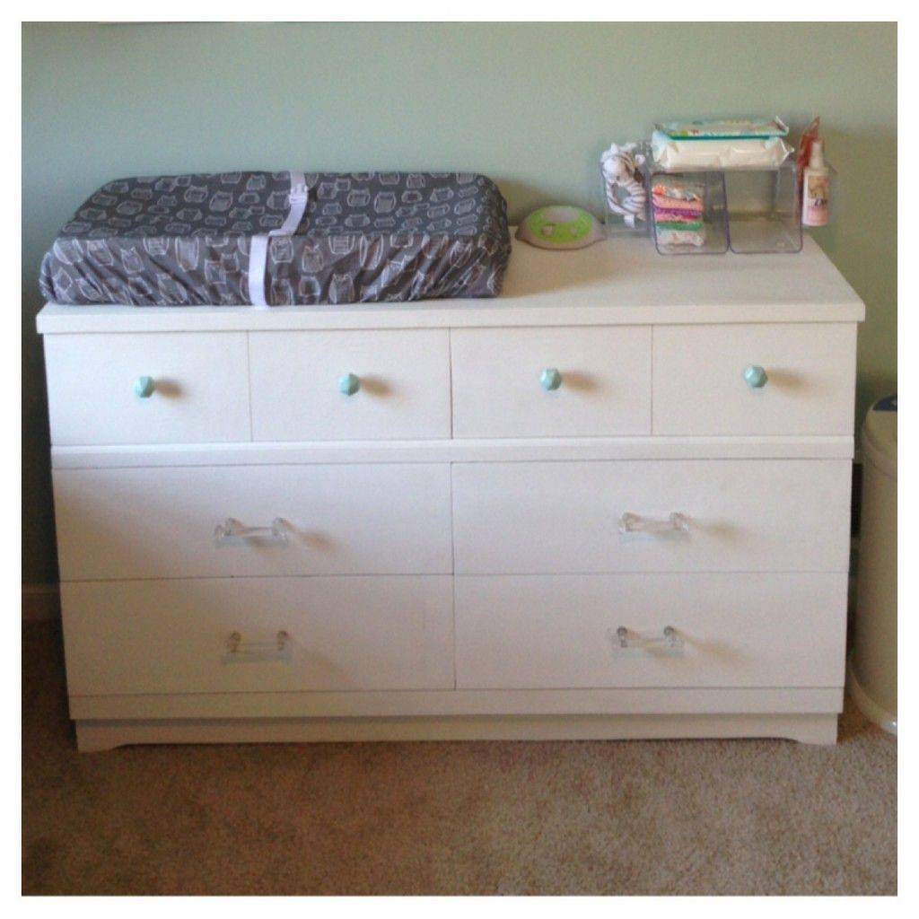 Nursery Dresser Changing Table | Best Changing Table Dresser | Pinterest