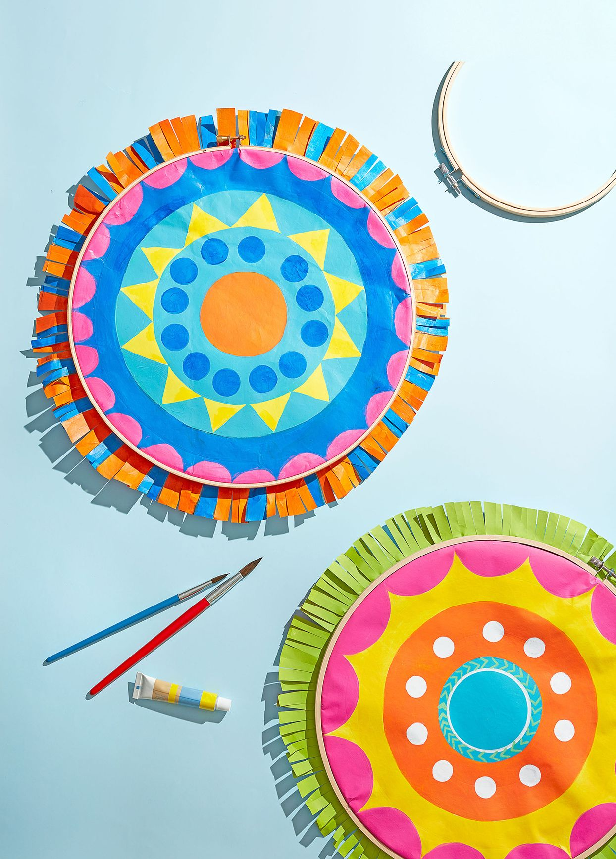 4 Crafts For National Hispanic Heritage Month